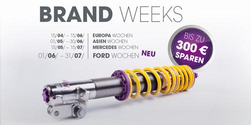 KW Brands Week